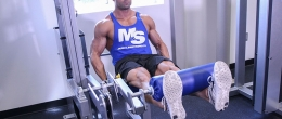 Бедрено разгъване (Leg Extensions)