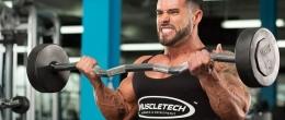 Ефикасна тренировка за мускулна маса