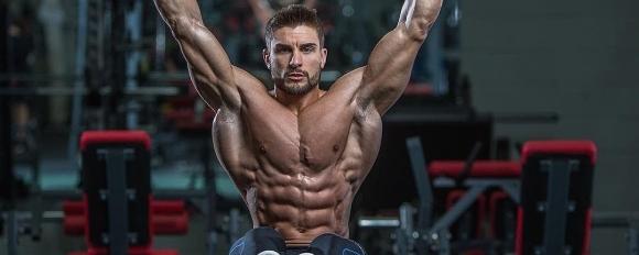 4 дневна фитнес тренировка за мускулна маса
