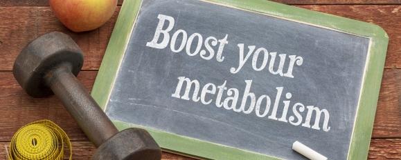 5 лесни съвета за ускоряване на метаболизма ви