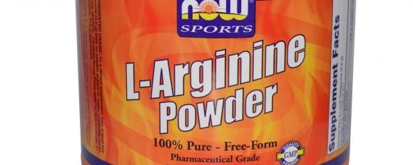 Аргинин. Увеличава кръвния поток на работещите мускули