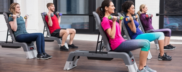 Фитнес тренировка за начинаещи