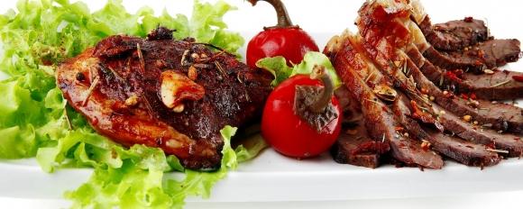Химичен състав на месните храни в 100 грама продукт