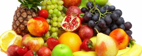 Химичен състав на плодовете в 100 грама суров продукт