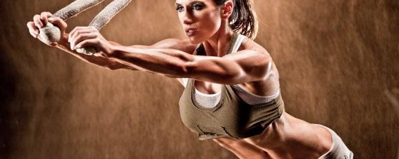 Изграждане на мускулна маса при жените