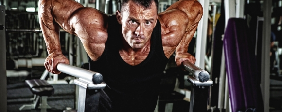 Кофички за трицепс (Dips for triceps)