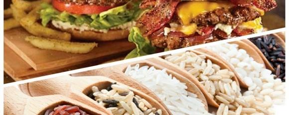 Мръсно хранене срещу зареждане със сложни въглехидрати
