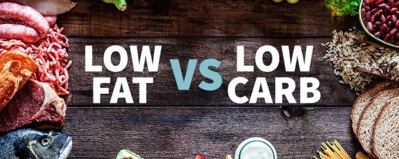 Ниско-въглехидратна диета (НВД) срещу ниско-мазнинна диета (НМД)?