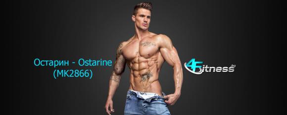 Остарин - Ostarine (MK 2866) - покачване на чиста мускулна маса