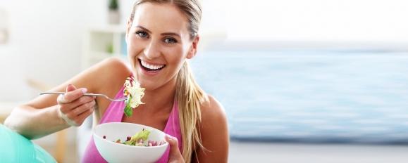 Примерен хранителен план за жени