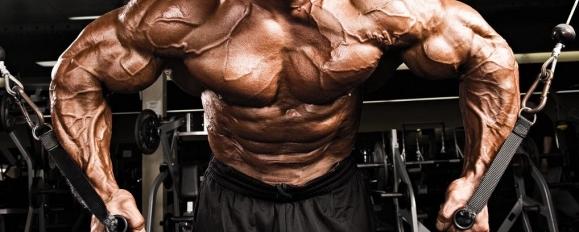 Тренировка за мускулна маса с приоритет на гърдите