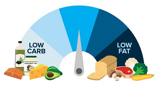 low-carb-vs-low-fat-diets