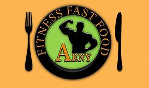 Fitness fast food ARNY